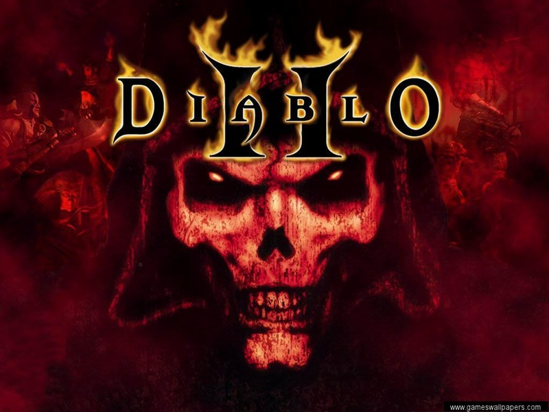 diablo 2 wallpapers. 30 wallpapers para pc
