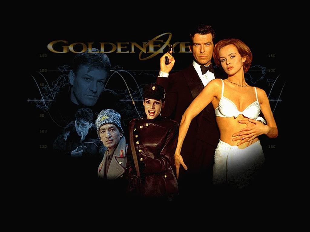 GoldenEye (1995) Torrent Downloads