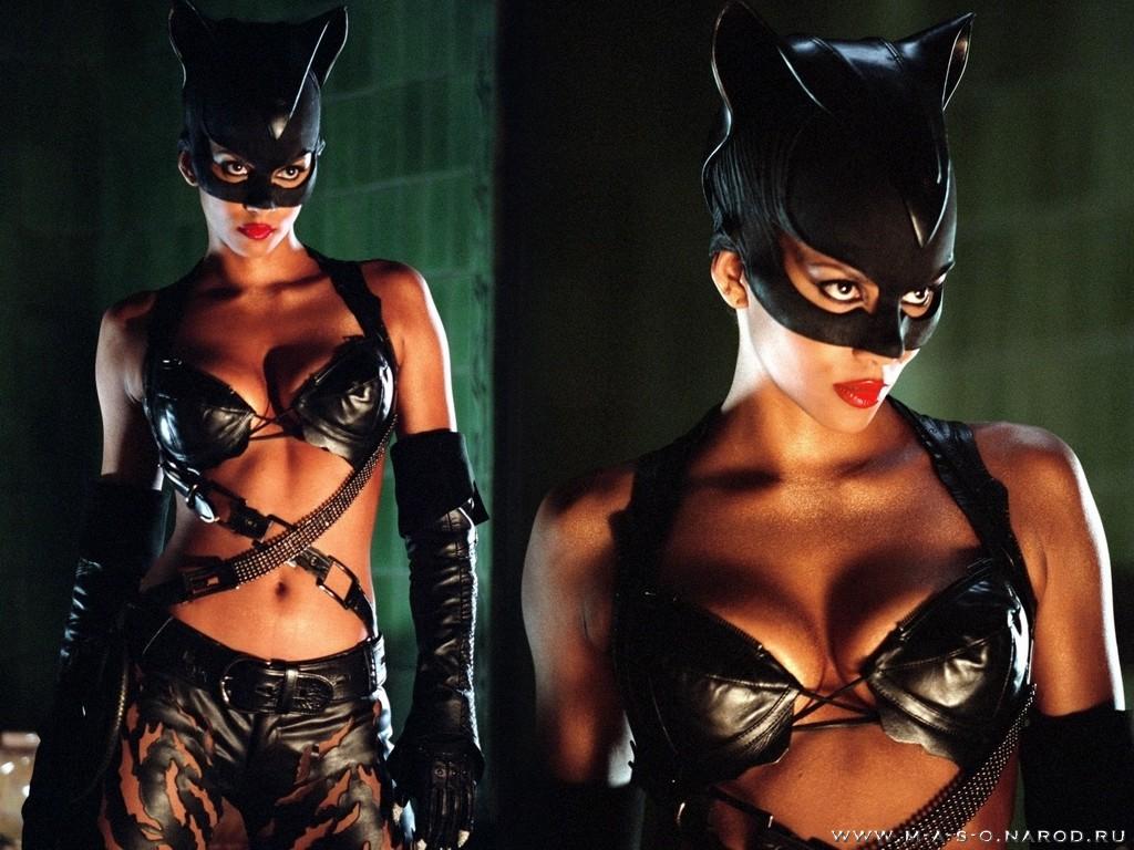 Холли Берри - Женщина-Кошка – Женщина-Кошка (2004)